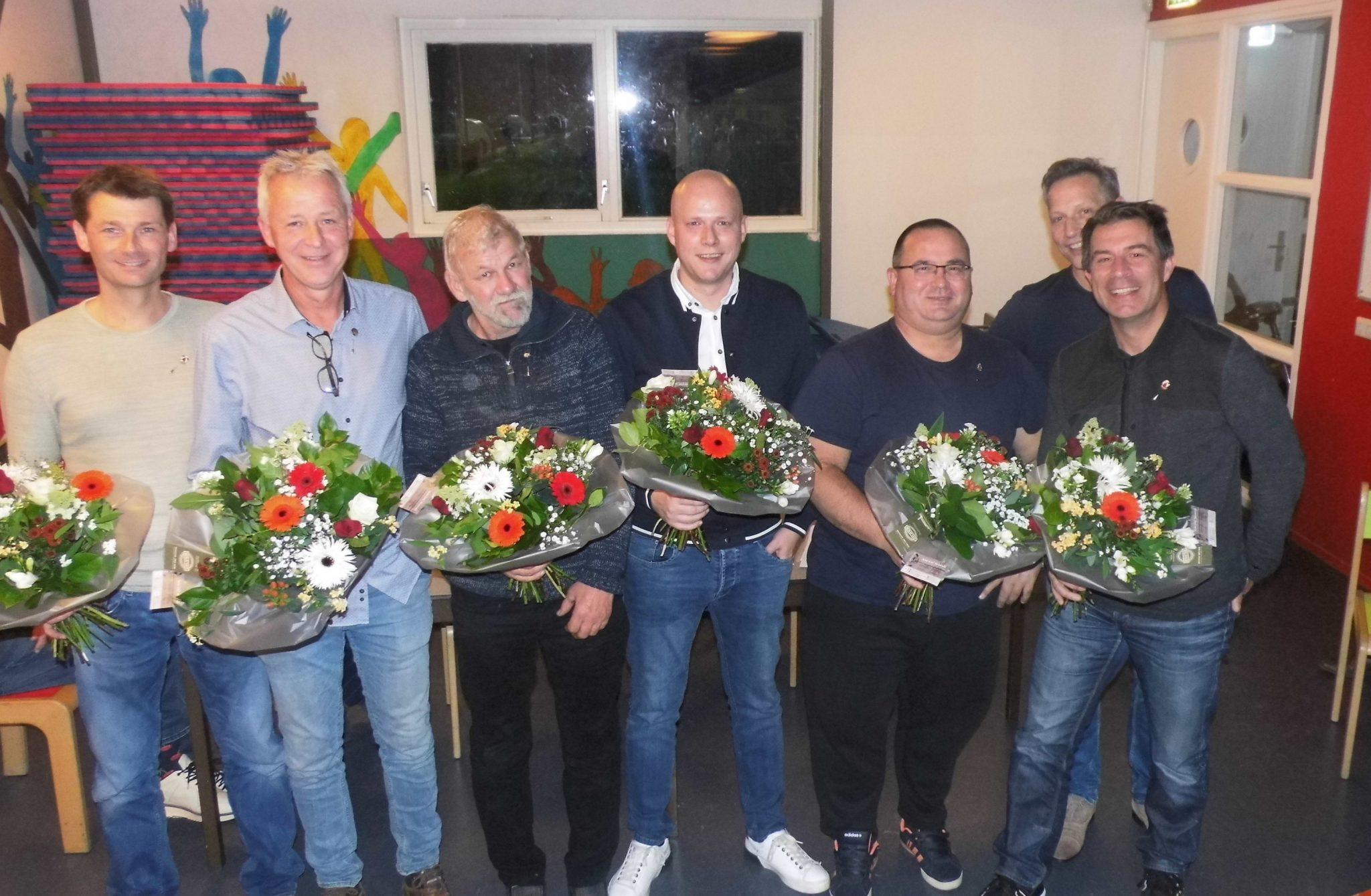 GRC Groningen koestert 200 jaar clubtrouw