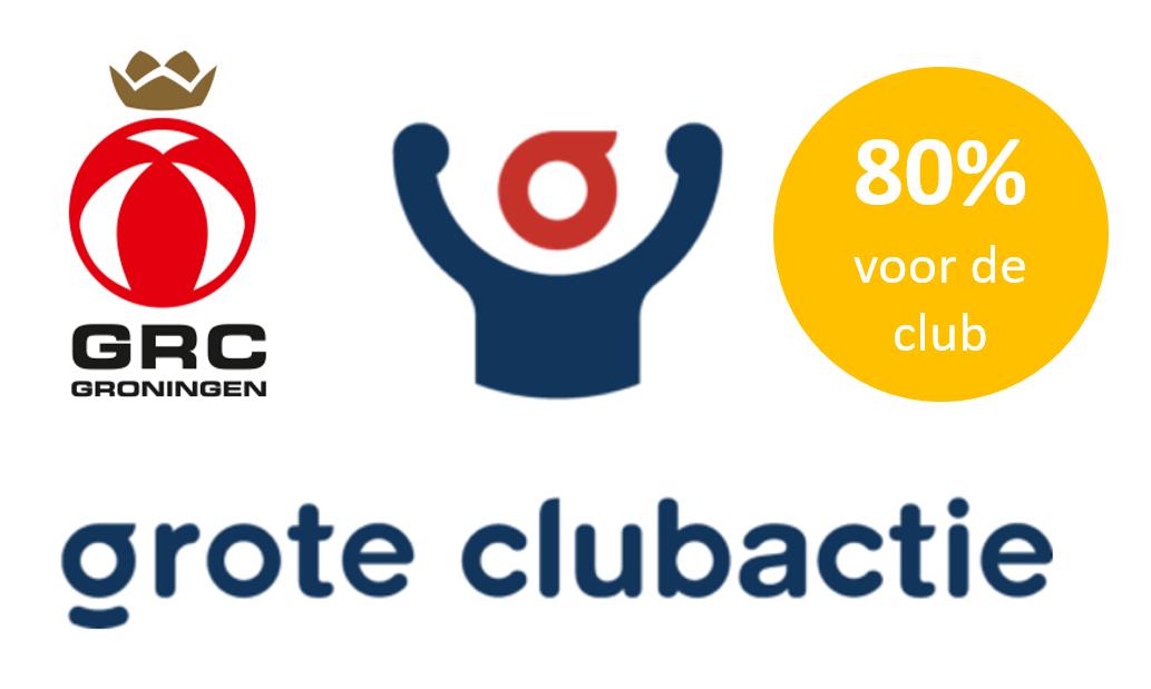 Grote Clubactie gaat 18 september 2021 weer van start!