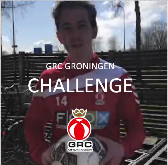 Winnaar GRC Groningen challenge 3